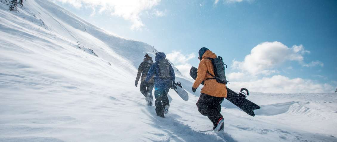 Skijassen