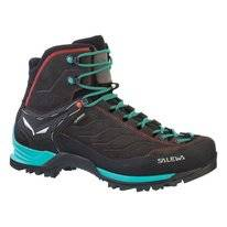 Wanderschuh Salewa Mountain Trainer Mid GTX Magnet Damen