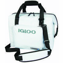 Koeltas Igloo Marine Ultra 36 Can Snap Down White Black