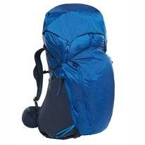 Backpack The North Face Banchee 65 Urban Navy Bright Cobalt Blue (L/XL)