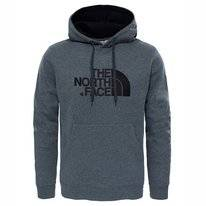 Hoodie The North Face Men Drew Peak Pullover TNF Mid Grey TNF Black
