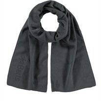 Scarf Barts Unisex Fleece Anthracite