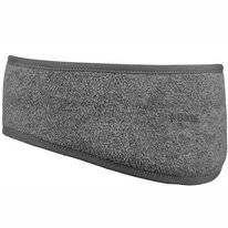 Stirnband Barts Fleece Headband Heather Grau Unisex