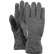 Ski Gloves Barts Fleece Heather Grey