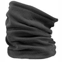 Scarf Barts Unisex Fleece Col Anthracite