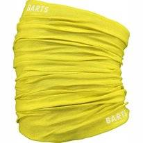 Neck Warmer Barts Unisex Multicol Yellow