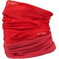 Scarf Barts Unisex Multicol Polar Red