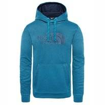 Trui The North Face Men Surgent Halfdome Hoodie Crystal Teal Heather