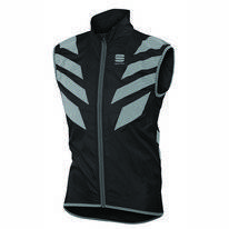 Fietsjack Sportful Men Reflex Vest Black