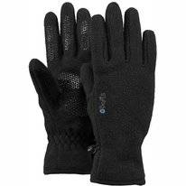 Ski Gloves Barts Fleece Kids Black