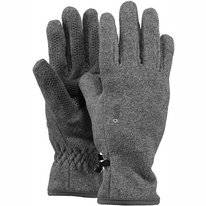 Gloves Barts Kids Fleece Heather Grey