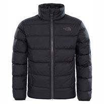 Kinder Winterjas The North Face Boys Andes Down Black