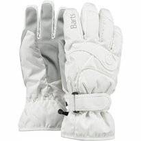 Gloves Barts Unisex Basic Skigloves White