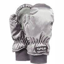 Mittens Barts Kids Nylon Mitts Silver