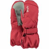 Want Barts Kids Tec Mitts Red