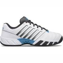 Tennisschoen K Swiss Men Bigshot Light 4 White Dark Shadow Swedish Blue