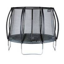 Trampoline Game On Sport Black Line 244 cm