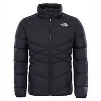 Kinder Winterjas The North Face Girls Andes Down Black