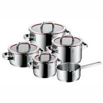 Pan Set WMF Function 4 Red (5 pcs)