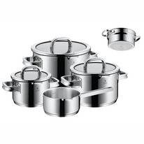 Pan Set WMF Function 4 Black (5 pcs)