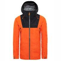 Jas The North Face Men Ceptor Jacket Persian Orange TNF Black