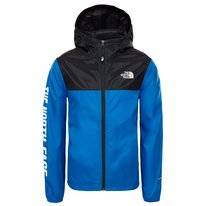 Kinderjas The North Face Youth Flurry Wind Turkish Sea