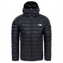 Winterjas The North Face Men Trevail Hoodie Black