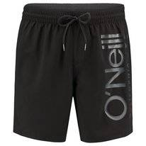 Boardshort O'Neill Men Original Cali Shorts Black Out Silver