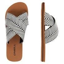Flip Flops O'Neill Women Ditsy Slide Black Out