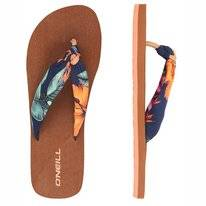 Flip Flops O'Neill Women Ditsy Sun Red Blue