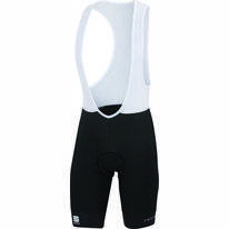 Fietsbroek Sportful Men Fiandre NoRain Bibshort Black