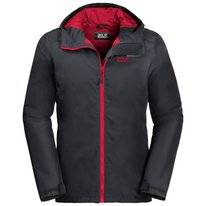Jas Jack Wolfskin Men Chilly Morning Phantom