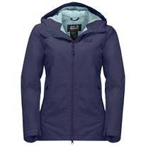 Jas Jack Wolfskin Women Chilly Morning Dark Plum