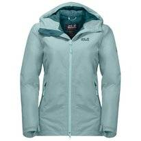 Jas Jack Wolfskin Women Chilly Morning Green Haze