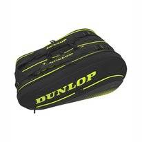 Tennistas Dunlop SX Performance 12 Racket Thermo Black Yellow