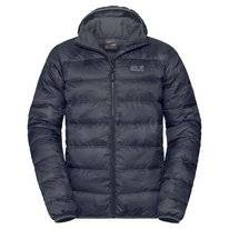 Ski jas Jack Wolfskin Men Helium Snowdust Black All Over