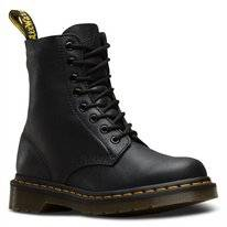 Dr. Martens Women 1460 Pascal Black Virginia