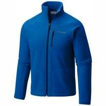 Vest Columbia Men Fast Trek II Full Zip Fleece Azul Collegiate Navy