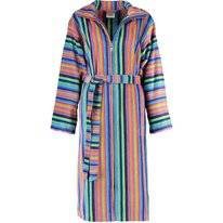 Dressing Gown Cawö 1456 Two-Sided Zip Women Multi