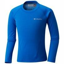 Longsleeve Columbia Youth Midweight Crew 2 SuperBlue