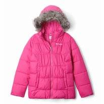 Ski Jas Columbia Girls Gyroslope Pink Ice