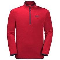 Trui Jack Wolfskin Men Echo Red Lacquer