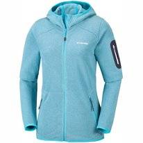 Vest Columbia Women Outdoor Novelty Hooded Fleece Atoll