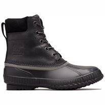 Bottes de neige Sorel Men Cheyanne II Short Black Black