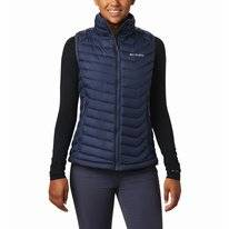 Weste Columbia Powder Lite Vest Nocturnal 2020 Damen