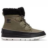 Bottes de neige Sorel Women Explorer Carnival Hiker Green