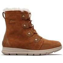 Bottes de neige Sorel Women Explorer Joan Camel Brown