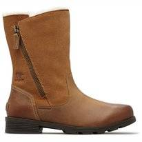 Sorel Women Emelie Foldover Camel Brown