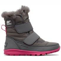 Sorel Children Whitney Short Velcro Quarry