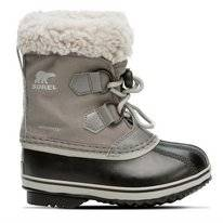 Bottes Sorel Childrens Yoot Pac Nylon Quarry Dove